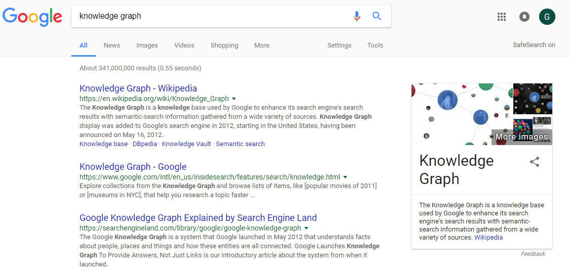 Google Fred Update KG