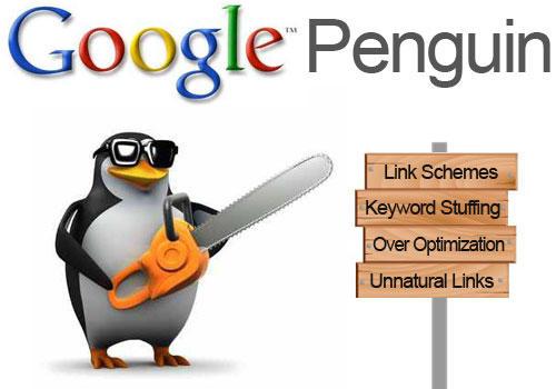 Google Fred Update Penguin