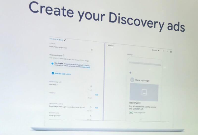 Discovery Ads Setup