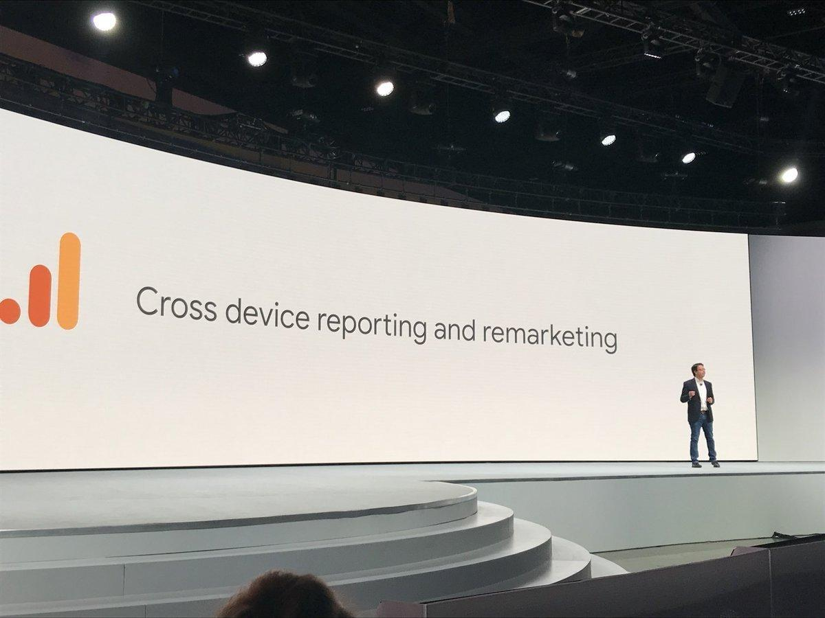 Google Marketing Live 2018 Devices