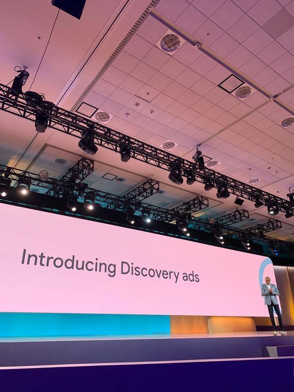 Discovery Ads GML