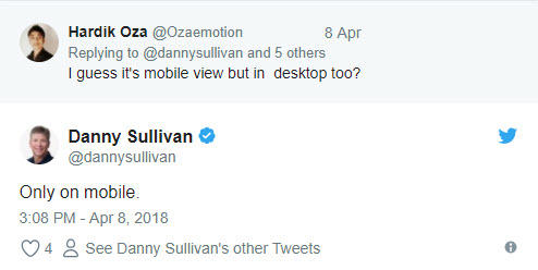 Google More Results Danny Sullivan