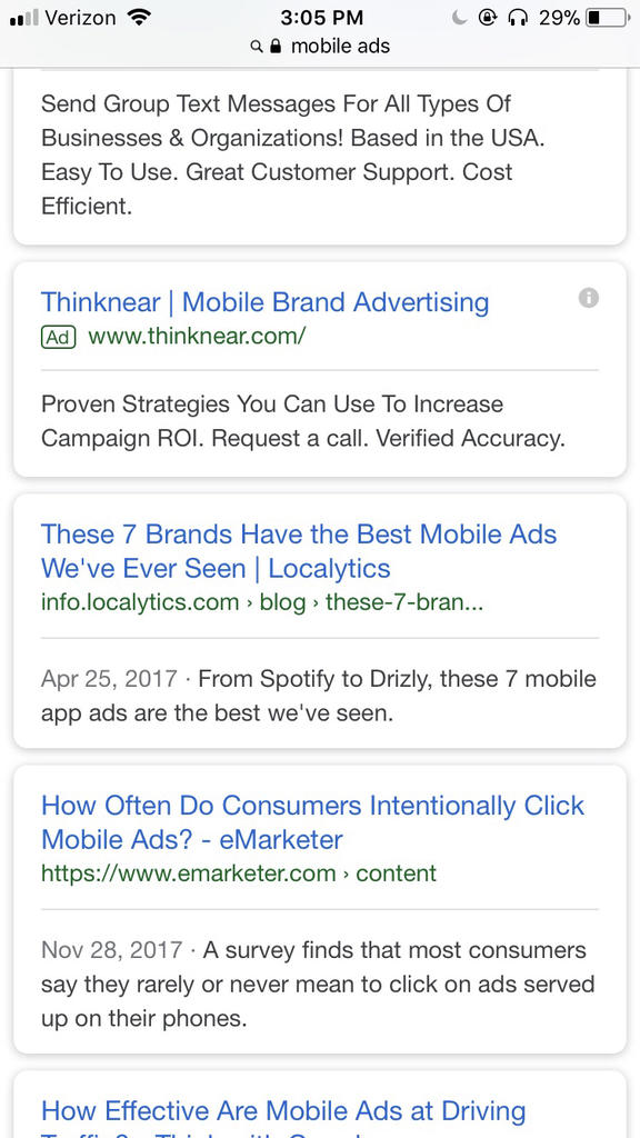 Google More Results Mobile SERP 2