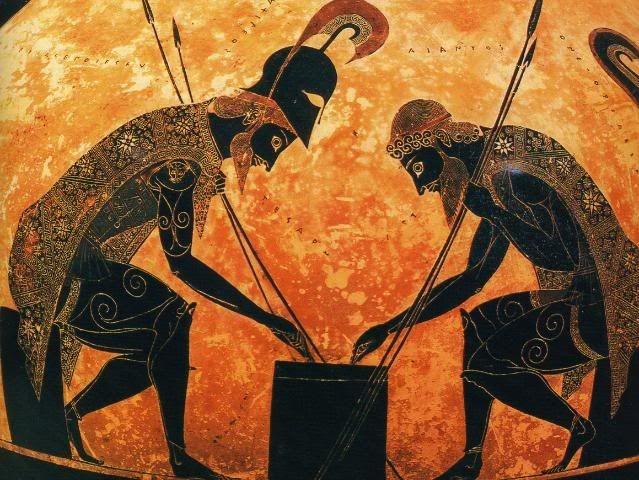 Google scripts examples Greek vase