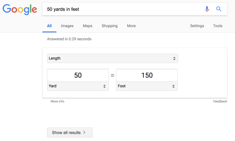 Google Zero Search Results Distance Query