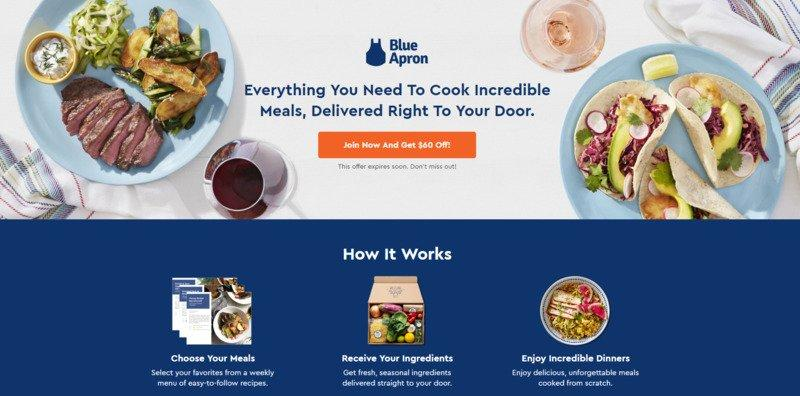 great-landing-pages-blue-apron-example