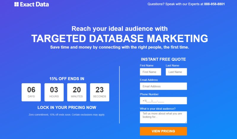 great-landing-pages-exact-data-example