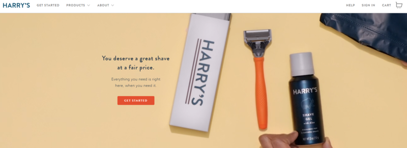 great-landing-pages-harrys-example