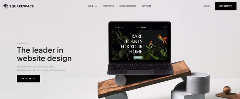 great-landing-pages-squarespace-example