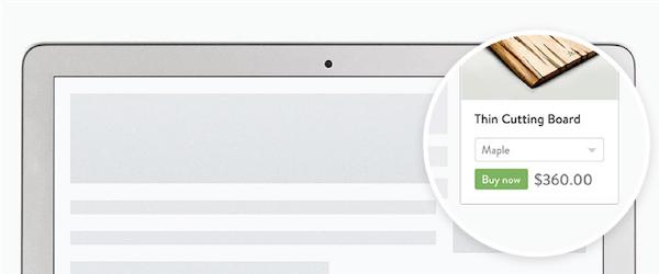 como criar um site de comércio eletrônico shopify buy button