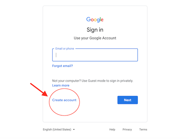 how to create and verify your google my business account create google account
