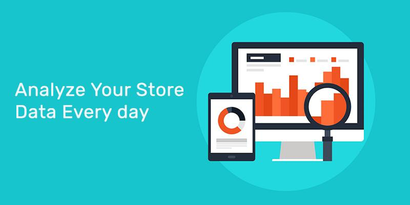 how to increase ecommerce store sales with analytics analyze store data every day