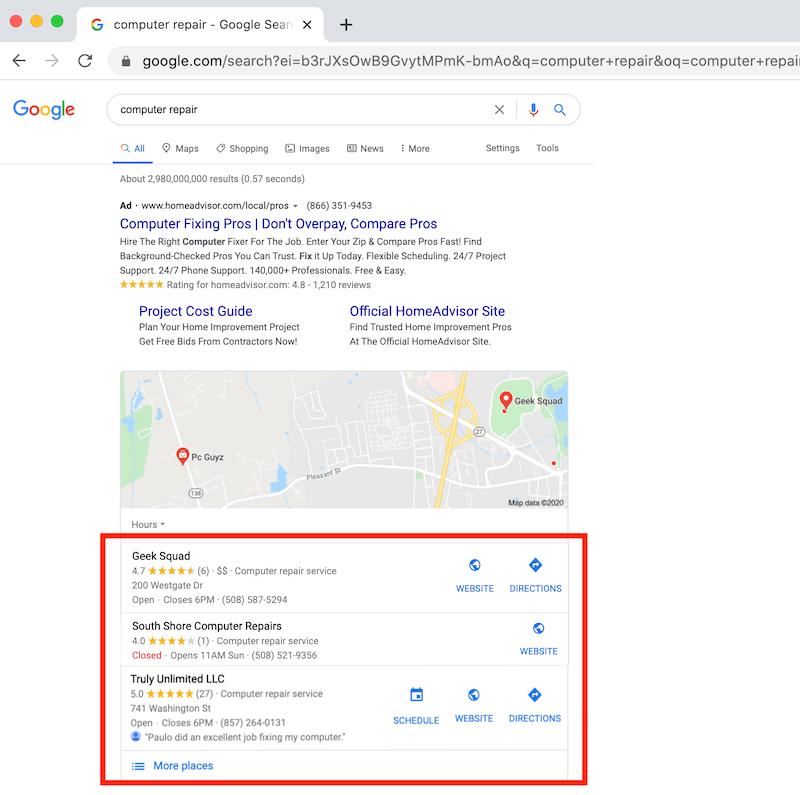 什么是Google My Business?为什么我需要它!