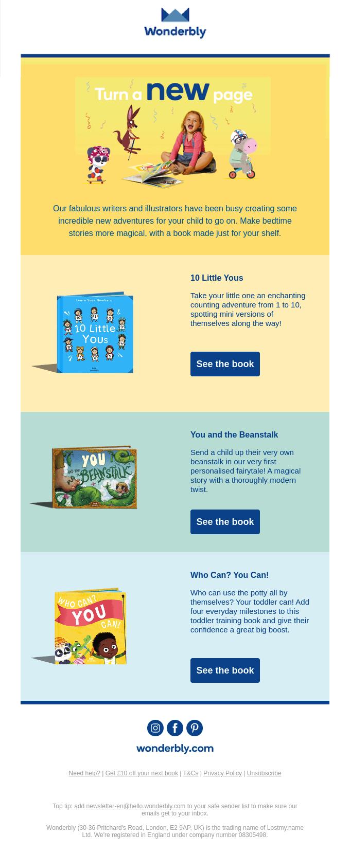 كيفية كتابة رسائل بريد إلكتروني ترويجية تتضمن مثال بريد إلكتروني ترويجي صورًا