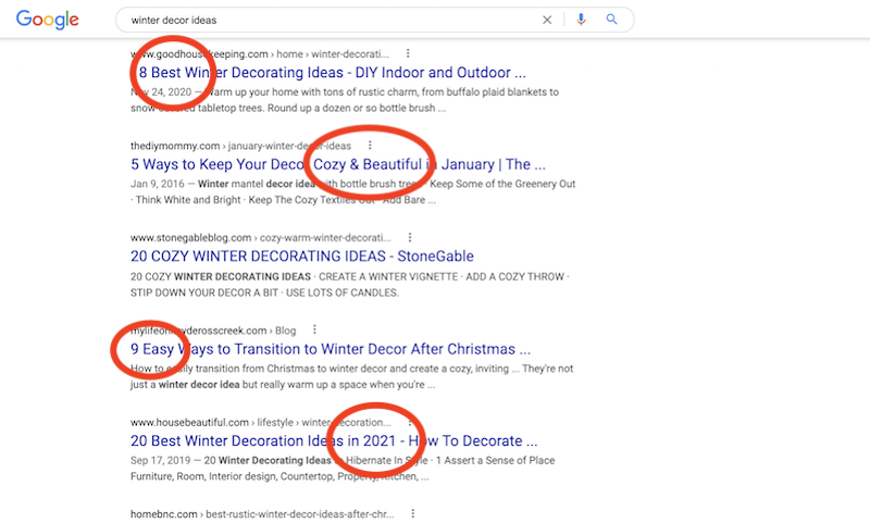 how to get more traffic from evergreen content titles