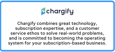 chargify business mission statement example