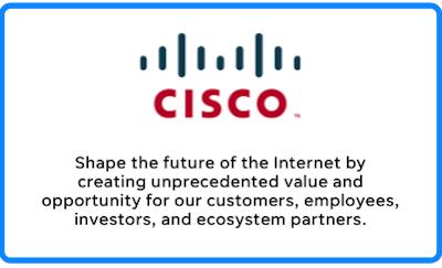 cisco's business mission statement