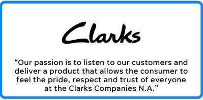 clarks business mission statement