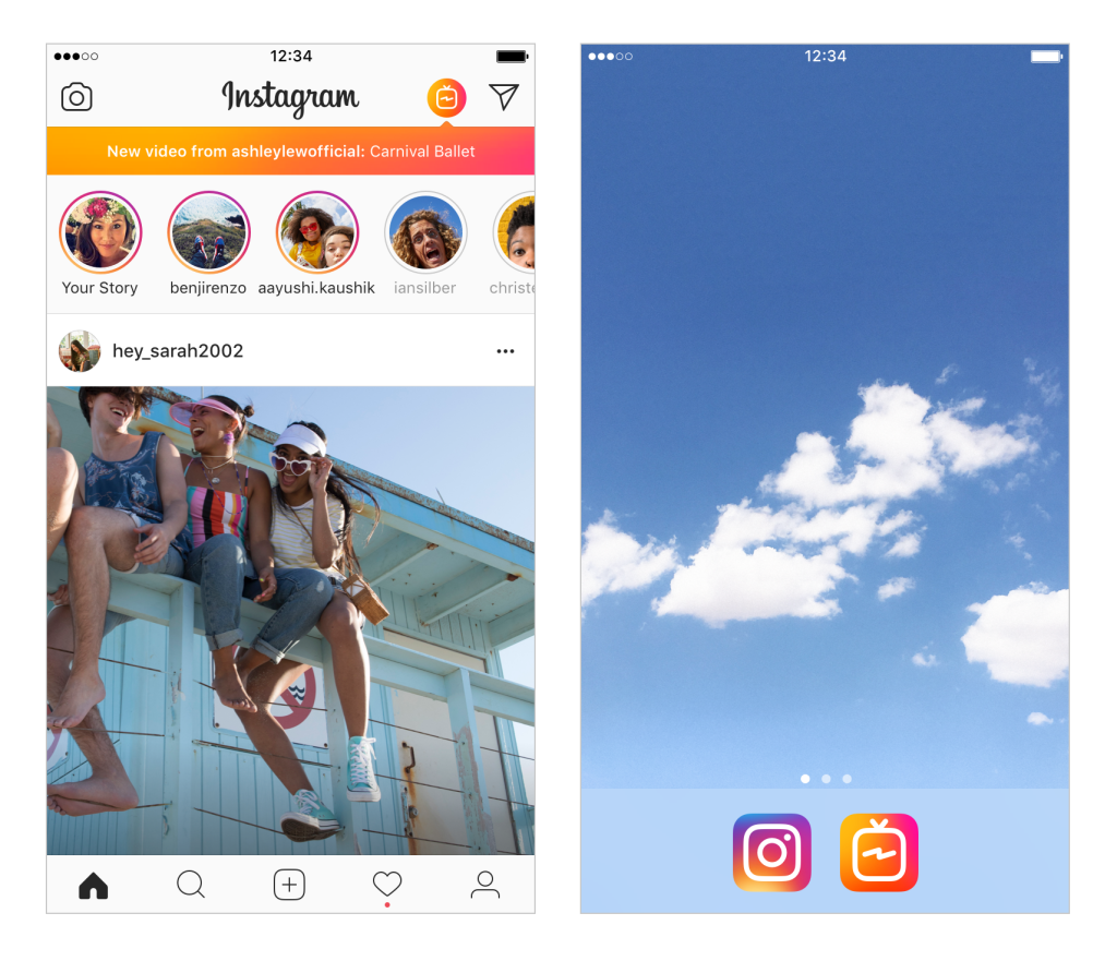 IGTV: How to Take Advantage of Instagram's Bold New Format | WordStream
