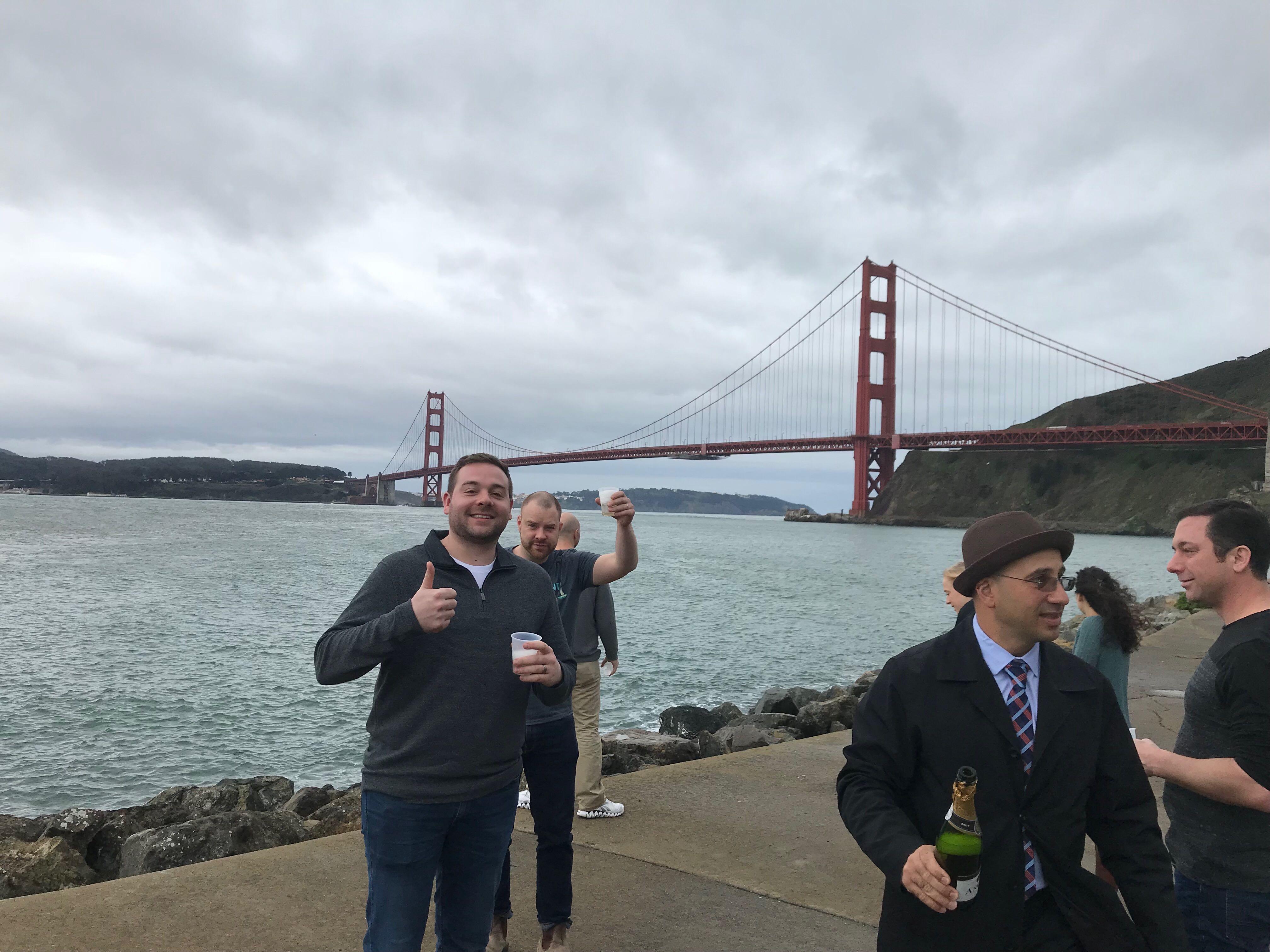 Great Google Getaway Golden Gate 2