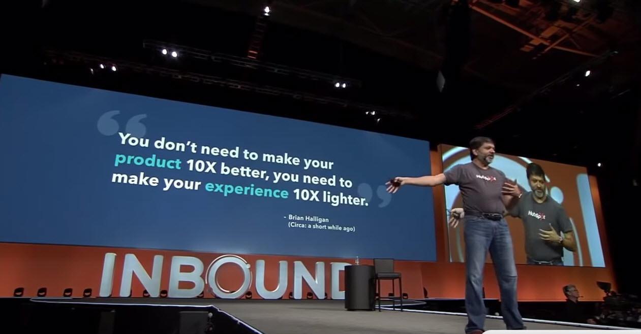 Inbound 2018 Customer Experience