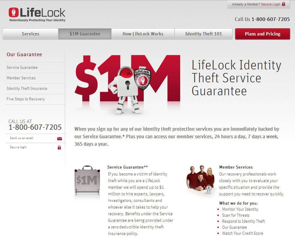 how to increase sales online lifelock money back guarantee