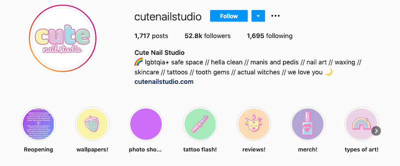 inspiring instagram accounts to follow now covid Beauty