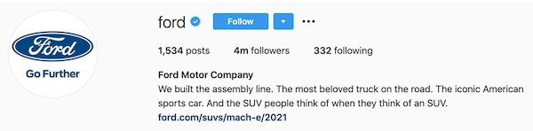 The 24 Best Instagram Bios The Internet Has Ever Seen Wordstream