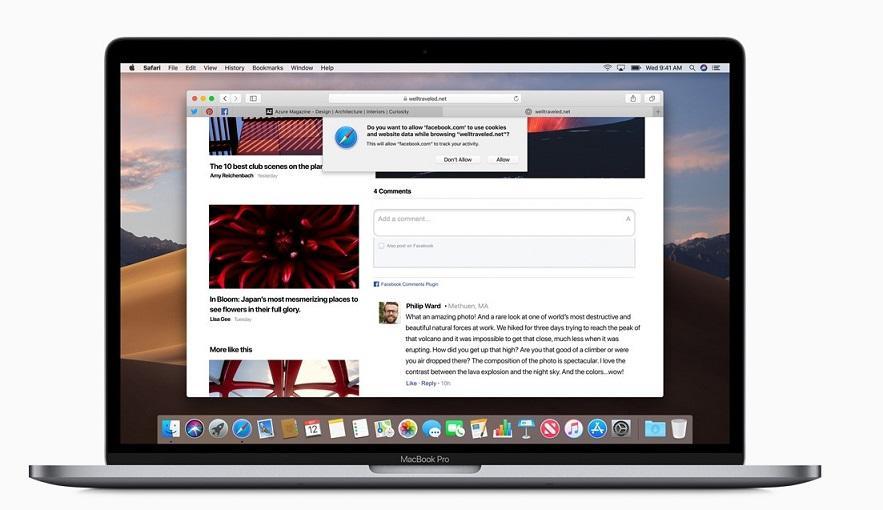 ITP 2.0 Safari browser