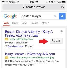 lawyer marketing strategies call