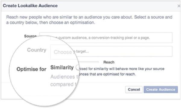 lookalike audiences facebook ads nonprofit