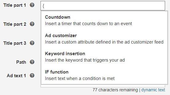 如何用IF函数改进你的微软广告?