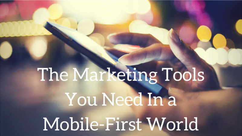 title mobile marketing tools