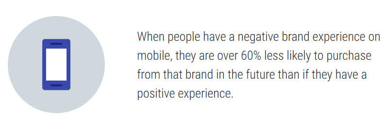 mobile ad experience