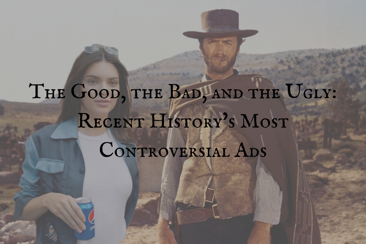 Most Controversial Ads