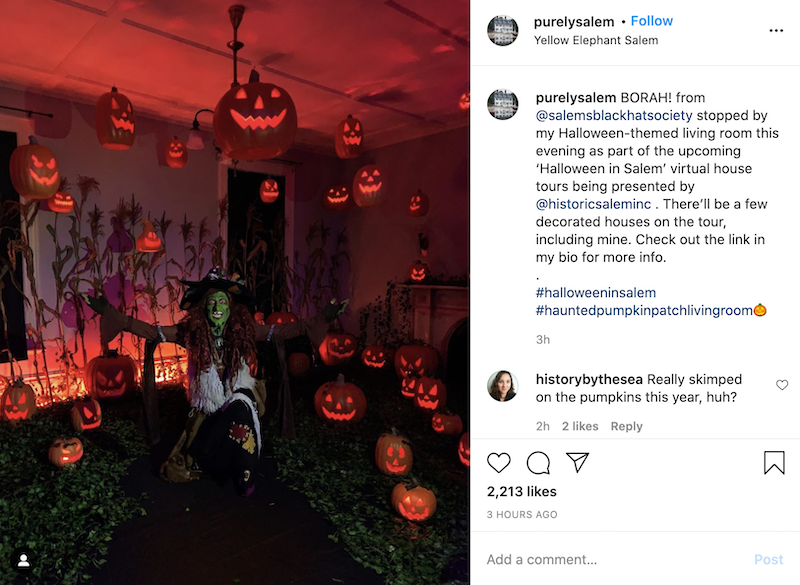 october marketing ideas embrace halloween