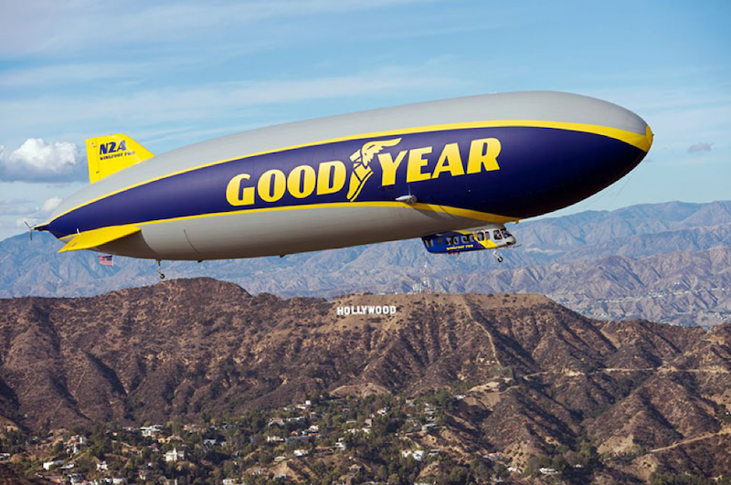 out of home advertising goodyear