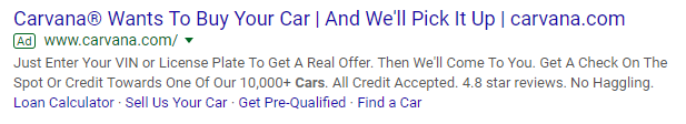 ppc-ad-copywriting-sell-my-car