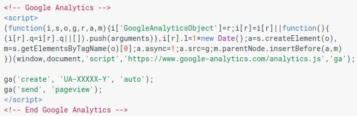 ppc coding skills Google analytics