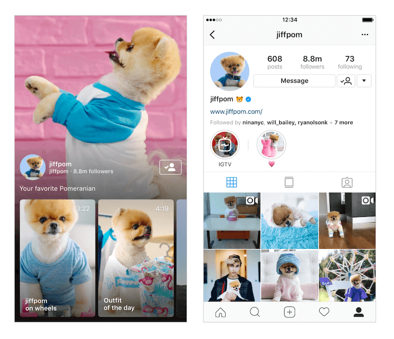 free ways to promote your instagram account ig tv
