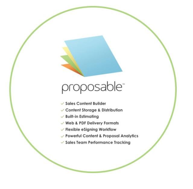 proposal generator tool Proposable