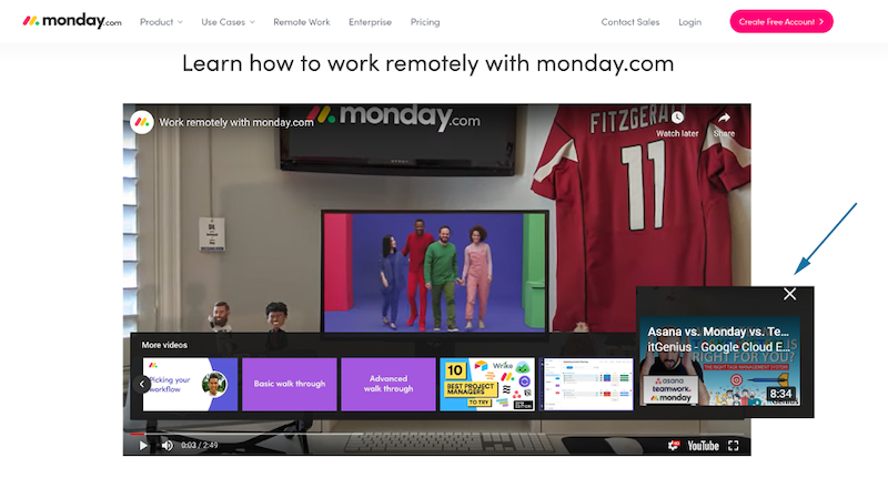 reasons for B2B marketers to invest in a video hosting platform-monday.com vs asana