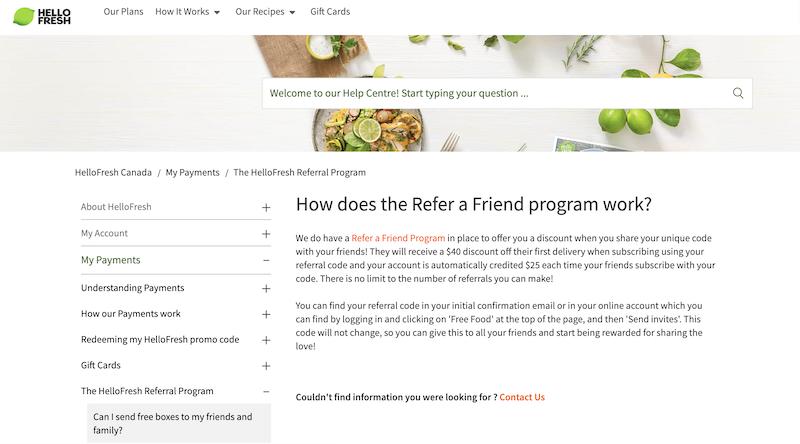 referral marketing details