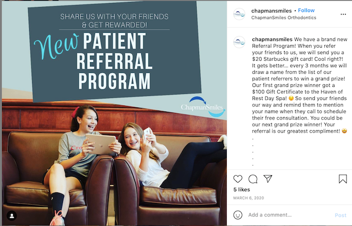 referral marketing patient referral