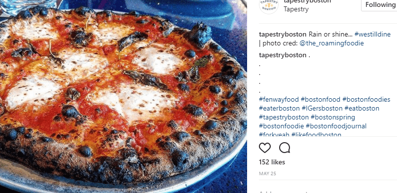 Instagram Marketing for Restaurants Wit