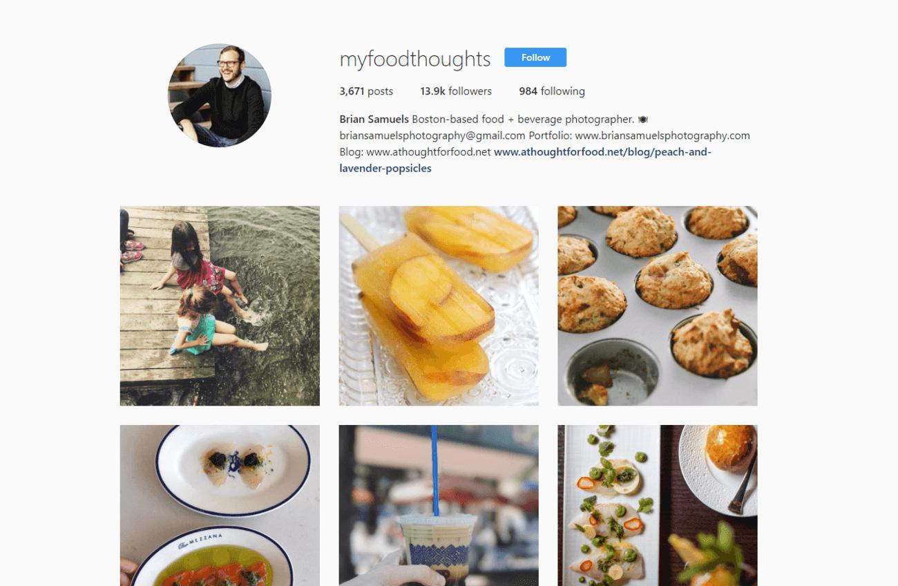 Instagram Marketing for Restaurants Blogger
