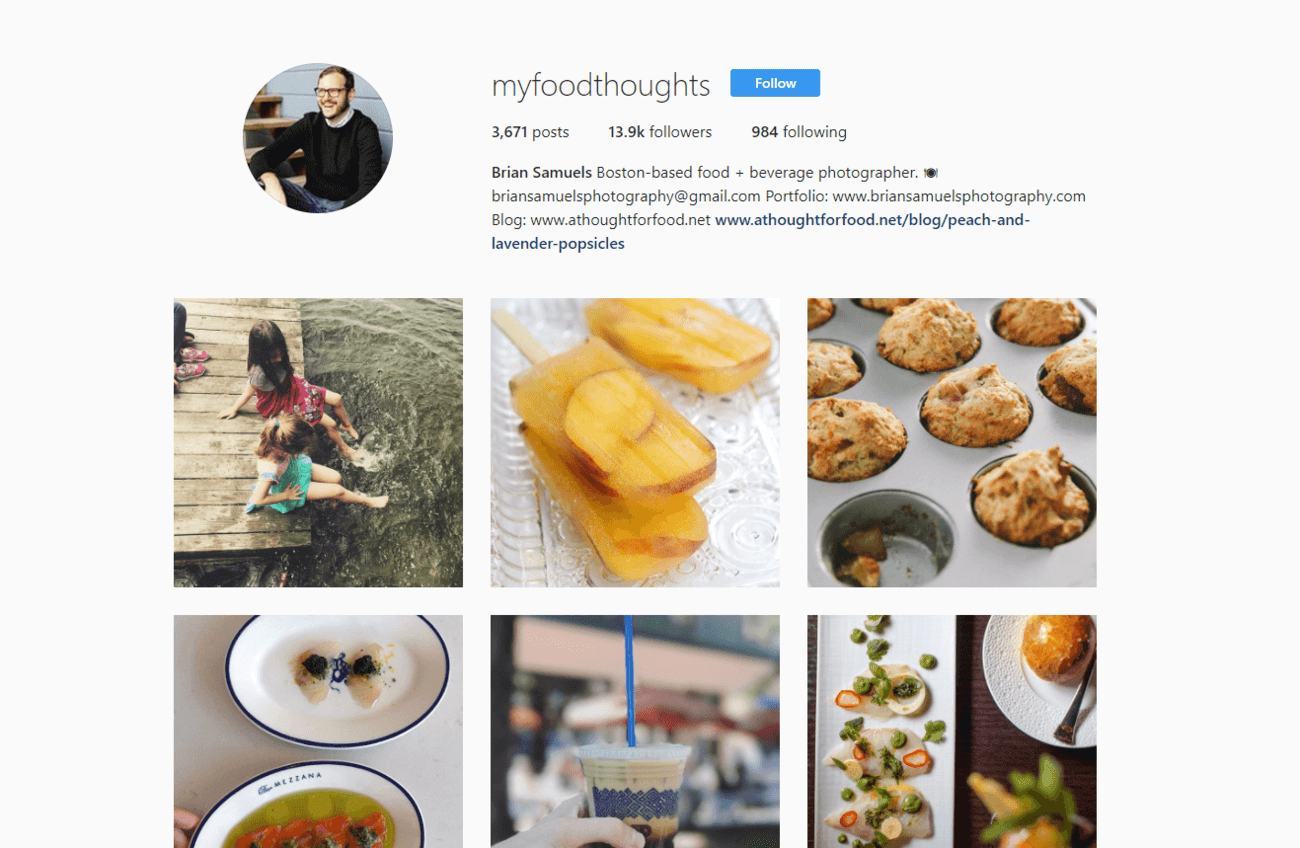 Instagram Marketing for Restaurants Blogger