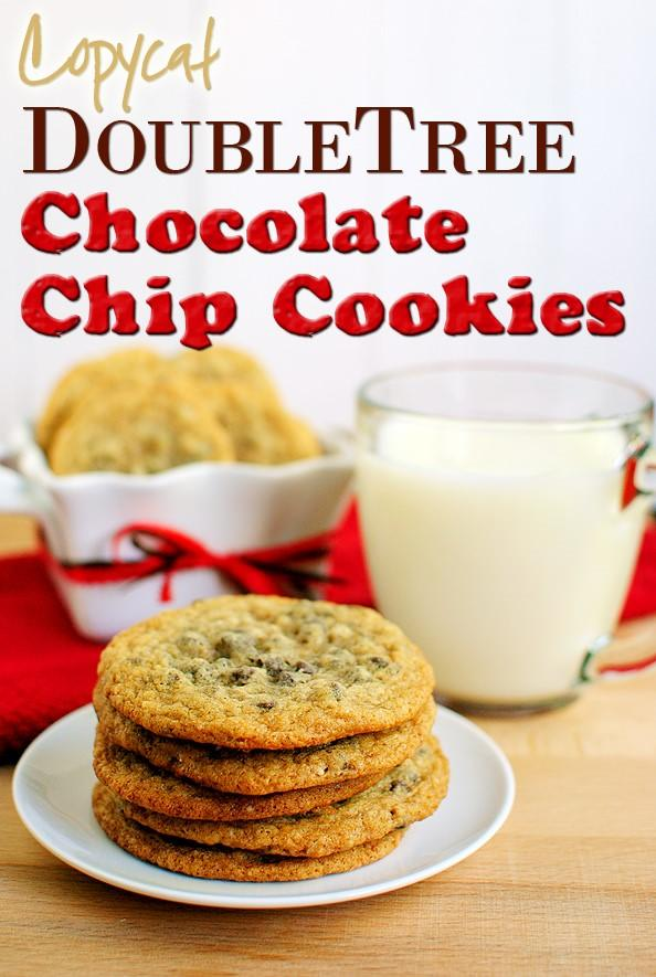 talk trigger example, DoubleTree chocolate chip cookies