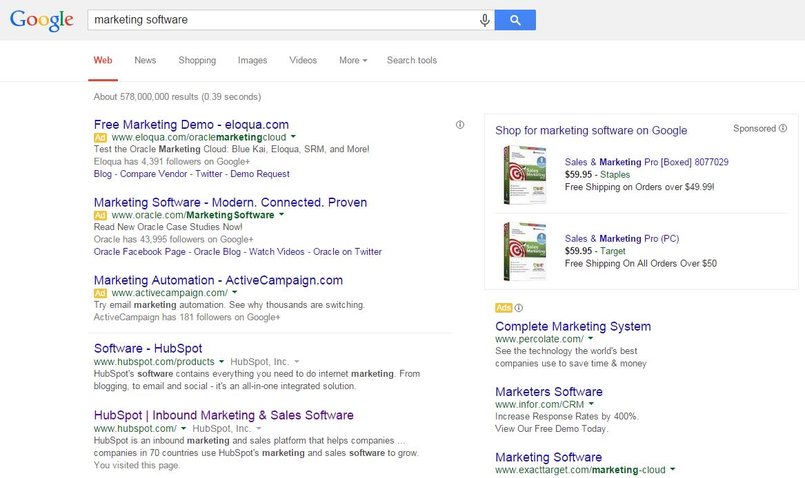 serp search marketing