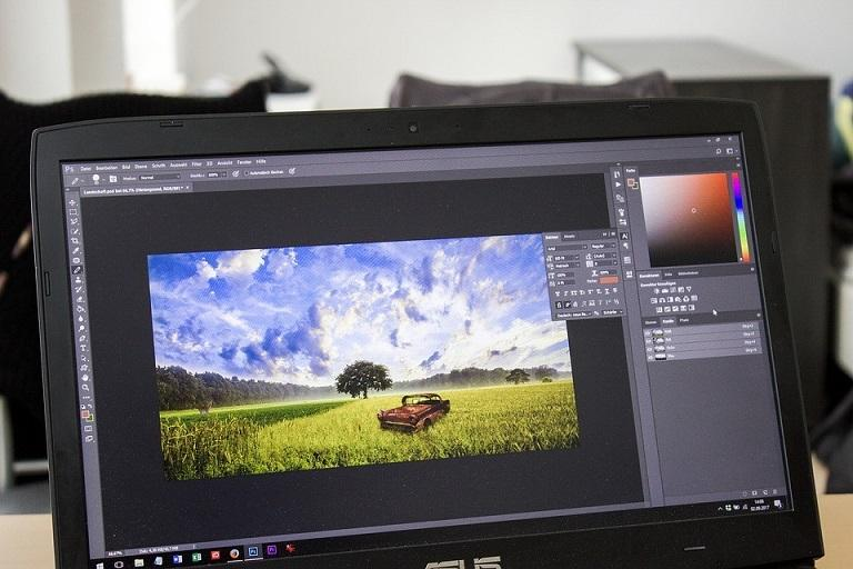 photo editing image